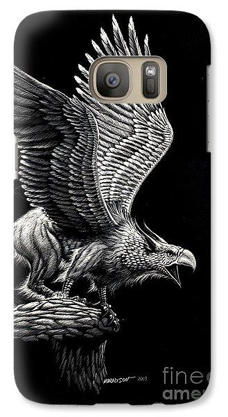Screaming Griffon Galaxy S7 Case