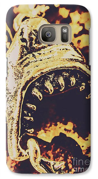Sea Bites Galaxy S7 Case by Jorgo Photography - Wall Art Gallery