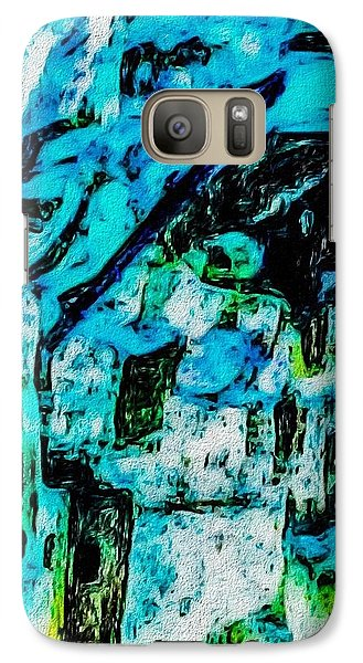 Galaxy Case featuring the photograph Sea Changes by William Wyckoff