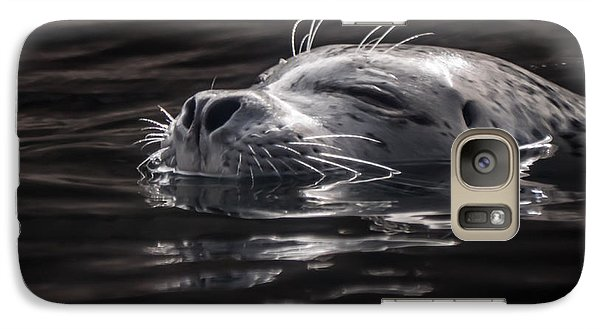 Sea Lion Basking In The Light Galaxy S7 Case