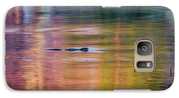 Sea Of Color Galaxy S7 Case by Bill Wakeley
