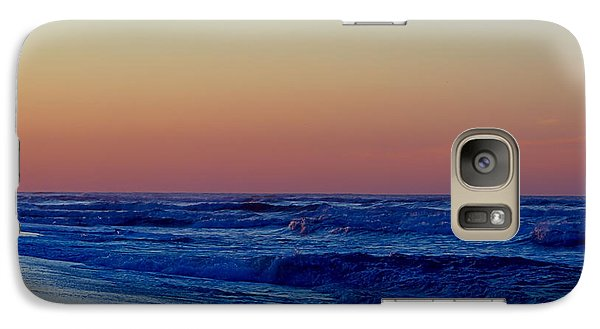Galaxy Case featuring the photograph Sea View by  Newwwman
