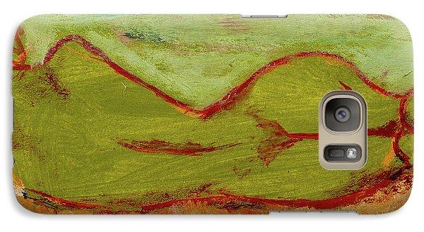 Seagirlscape Galaxy S7 Case