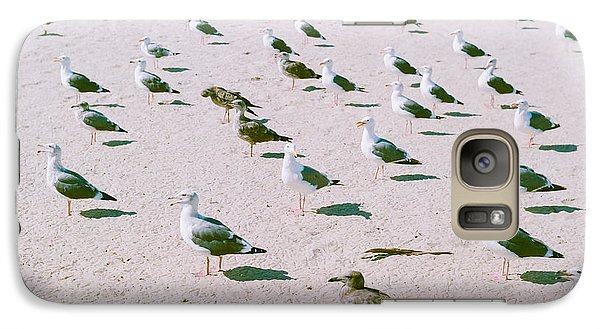 Seagulls  Galaxy S7 Case
