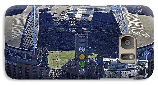 Seahawk Stadium Galaxy S7 Case