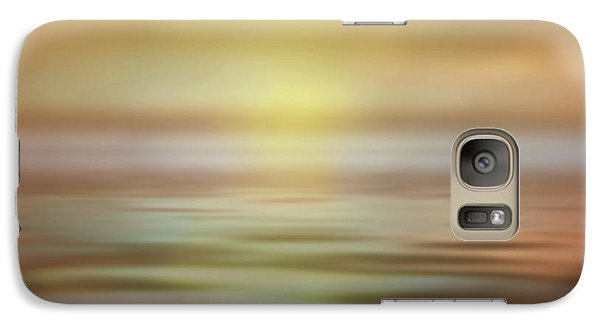 Galaxy Case featuring the photograph Seascape by Tom Mc Nemar