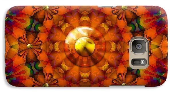 Galaxy Case featuring the digital art Seasons by Robert Orinski