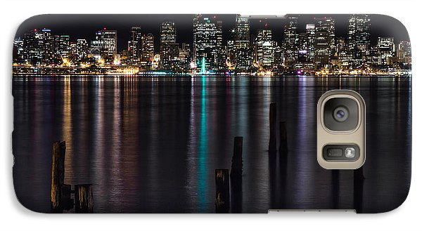 Seattle At Night Galaxy S7 Case