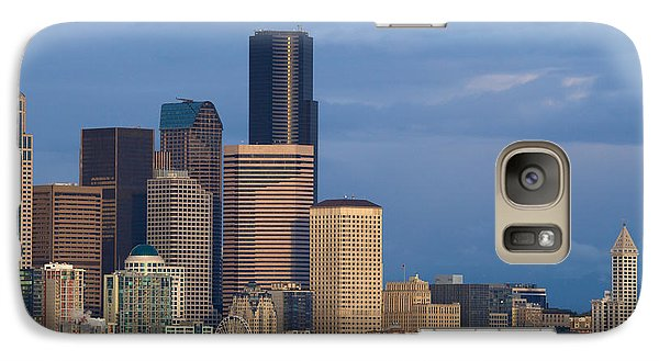 Galaxy Case featuring the photograph Seattle by Evgeny Vasenev