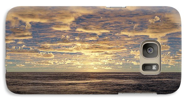 Galaxy Case featuring the photograph Seaview by Mark Greenberg