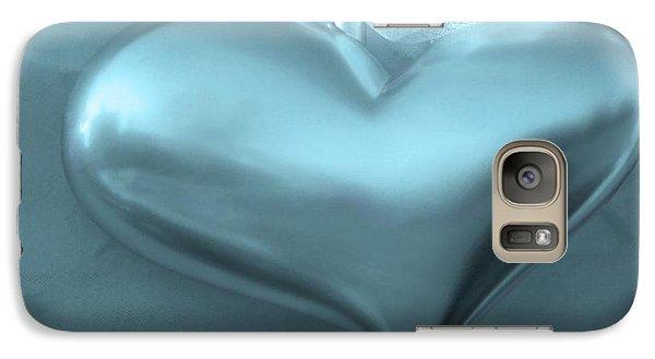 Galaxy Case featuring the photograph Secret Heart by Juergen Weiss