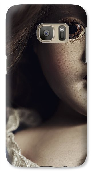 Galaxy Case featuring the photograph Secrets by Amy Weiss