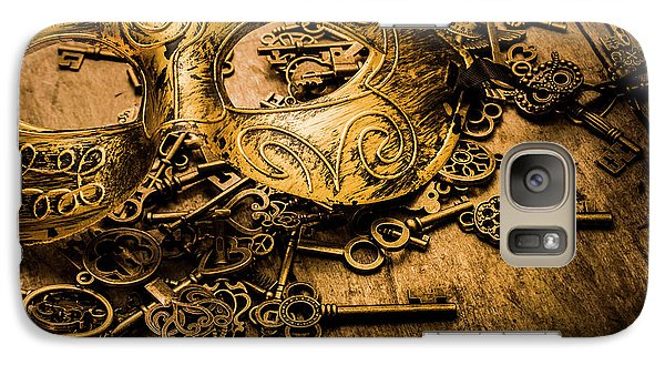 Knight Galaxy S7 Case - Secrets Of Rome by Jorgo Photography - Wall Art Gallery