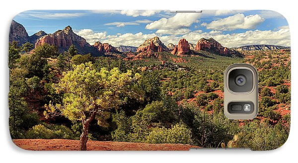 Galaxy Case featuring the photograph Sedona Afternoon by James Eddy