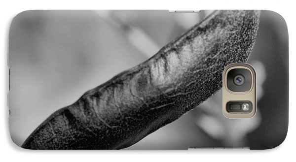 Galaxy Case featuring the photograph Seed Pod by Keith Elliott