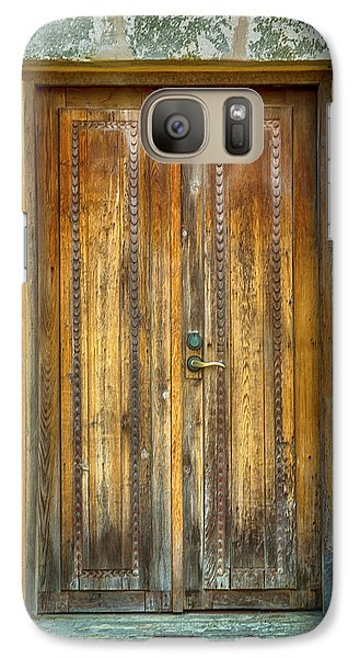 Galaxy Case featuring the photograph Seeking Sanctuary - 1 by Stephen Stookey