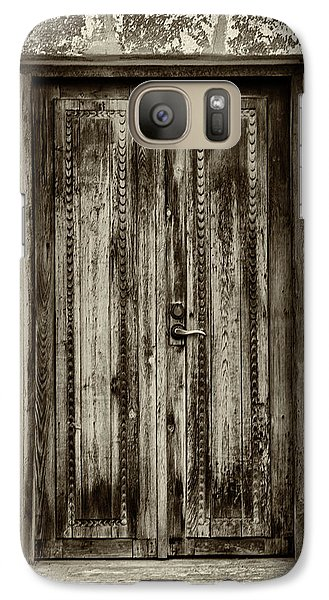 Galaxy Case featuring the photograph Seeking Sanctuary - 2 by Stephen Stookey