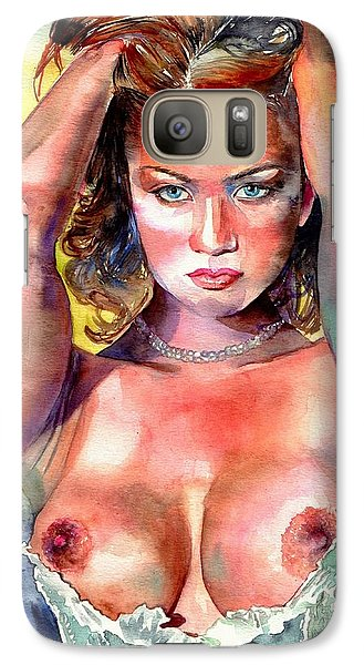 Nudes Galaxy S7 Case - Selena by Suzann's Art