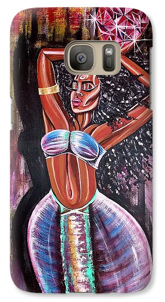 Galaxy S7 Case - Self Made Royalty by Artist RiA