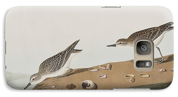 Semipalmated Sandpiper Galaxy S7 Case