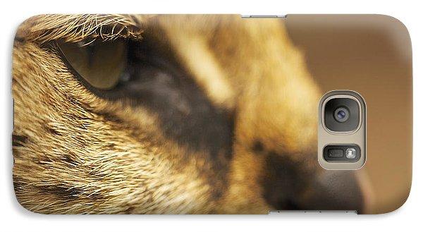 Galaxy Case featuring the photograph Sensus by Gary Bridger