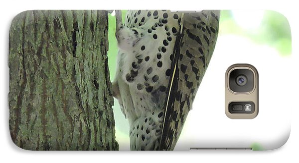 Galaxy Case featuring the photograph September Flicker by Peg Toliver