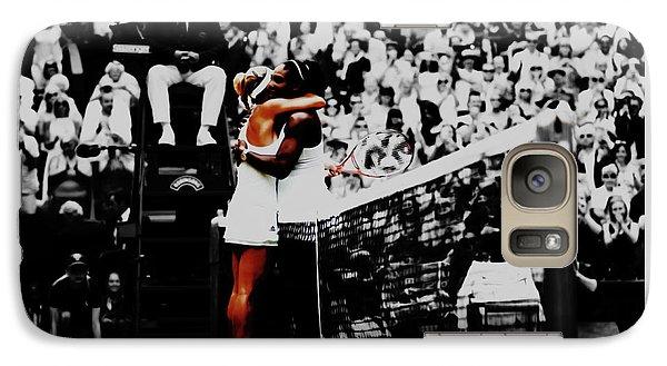 Serena Williams And Angelique Kerber Galaxy S7 Case
