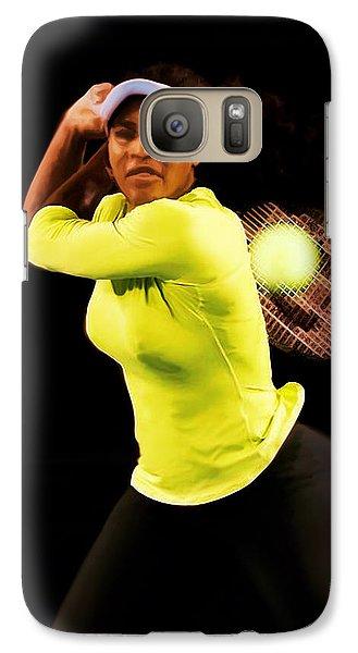 Serena Williams Bamm Galaxy S7 Case