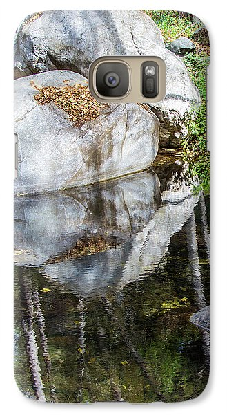 Serene Reflections Galaxy S7 Case