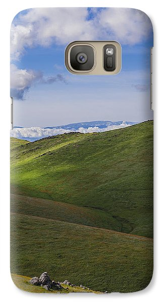 Galaxy Case featuring the photograph Serenity And Peace by Marta Cavazos-Hernandez