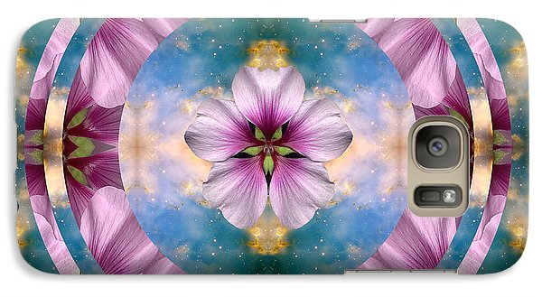 Galaxy Case featuring the photograph Serenity by Bell And Todd