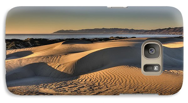 Serenity In The Dunes Galaxy S7 Case