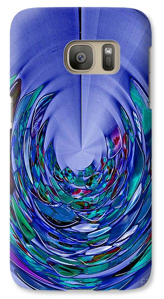 Galaxy Case featuring the photograph Serenity by Nareeta Martin