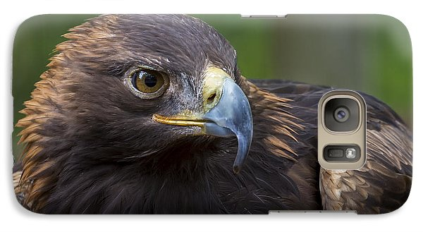 Galaxy Case featuring the photograph Serious by Andrea Silies