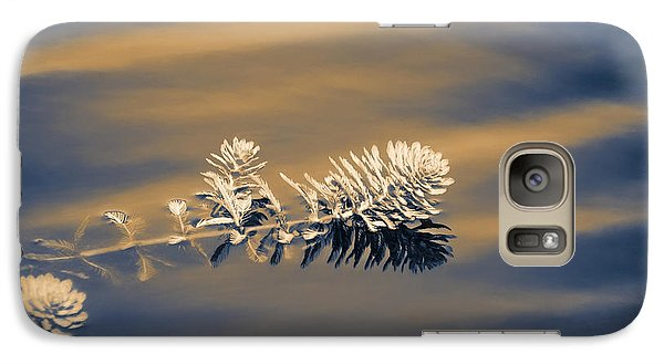 Galaxy Case featuring the photograph Set Apart by Carolyn Marshall