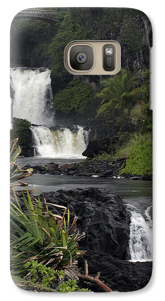 Seven Sacred Pools Galaxy S7 Case