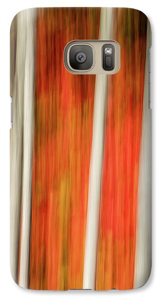 Galaxy Case featuring the photograph Shades Of Amber And Marmalade  by Dustin LeFevre