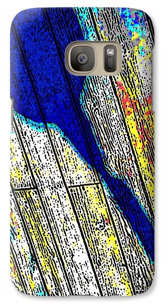 Galaxy Case featuring the photograph Shadow by Daniel Thompson