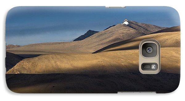 Shadows On Hills Galaxy S7 Case by Hitendra SINKAR
