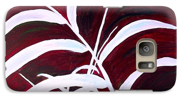 Galaxy Case featuring the painting Shall We Dance by Sheron Petrie