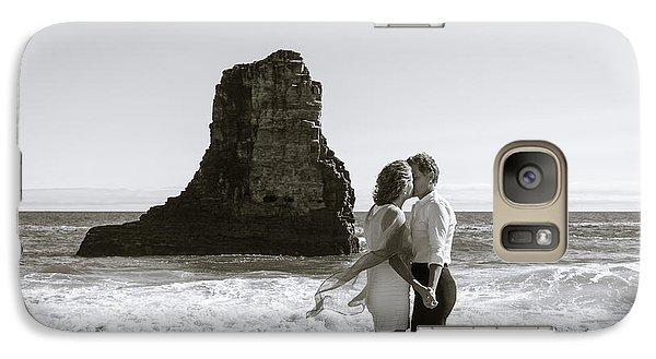 Sharing Dreams Galaxy S7 Case by Alex Lapidus