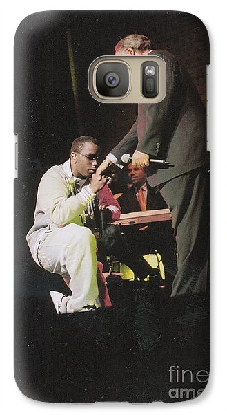 Sharpton 50th Birthday Galaxy S7 Case