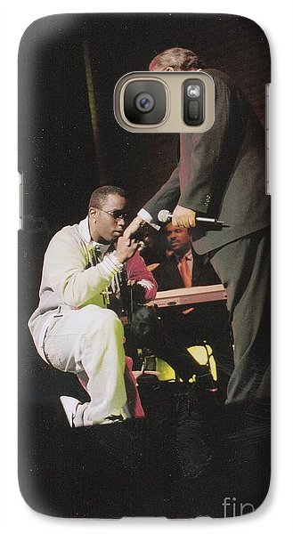 Sharpton 50th Birthday Galaxy S7 Case by Azim Thomas