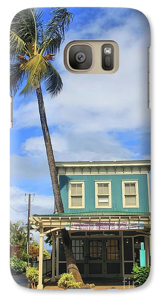 Galaxy Case featuring the photograph Shave Ice by DJ Florek