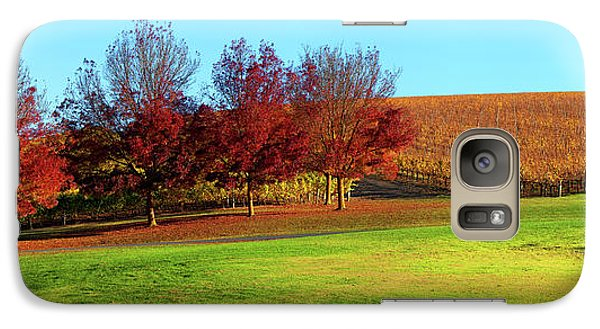 Galaxy Case featuring the photograph Shaw And Smith Winery by Bill Robinson