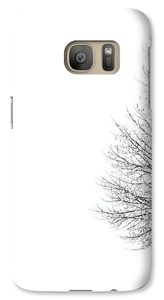 Galaxy Case featuring the photograph She Said She'd Come by Yvette Van Teeffelen