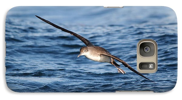 Galaxy Case featuring the photograph Shearwater by Richard Patmore