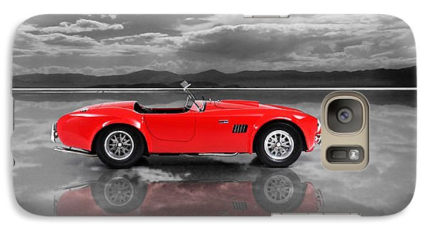 Shelby Cobra 1965 Galaxy S7 Case by Mark Rogan