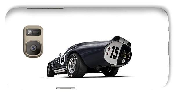 Shelby Daytona Galaxy Case by Douglas Pittman