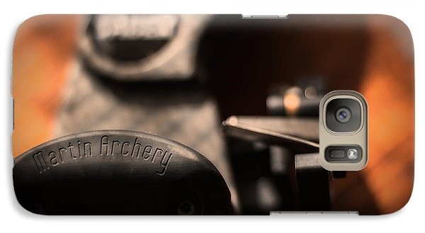 Galaxy Case featuring the photograph Shelf Rest by Tim Nichols
